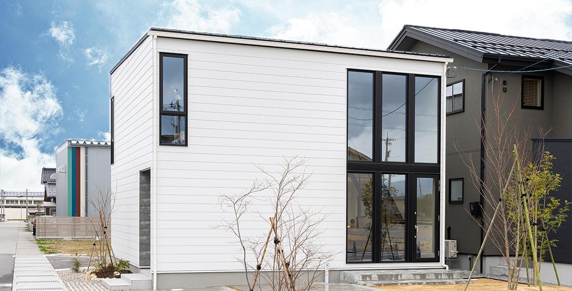 【公式】富山のデザイン注文住宅   SHOEIの家