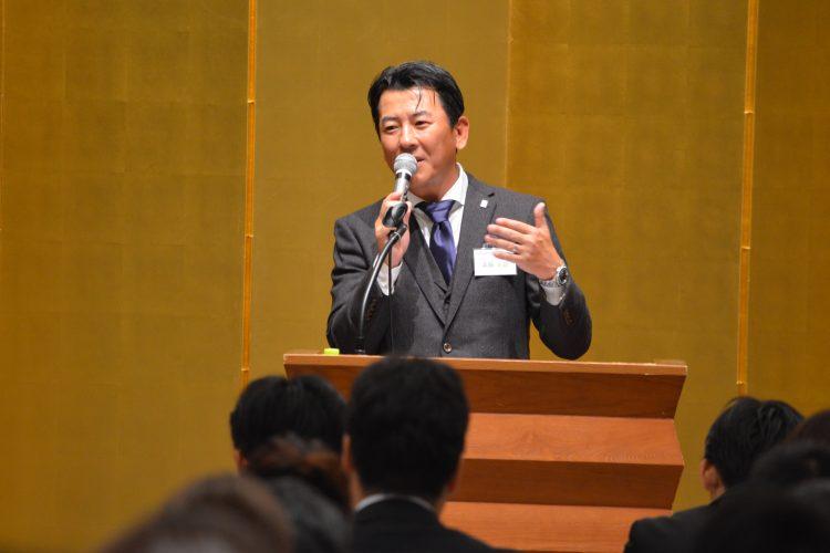 第22期経営計画発表会行いました。